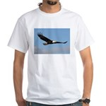 Blue Sky White T-Shirt