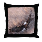 Marsh Master Throw Pillow