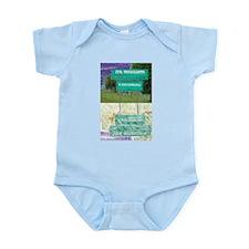 Zen, Mississippi Infant Bodysuit