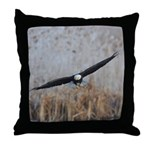 Cat Tales Eagle Throw Pillow