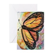 Butterfly, Colorful, Greeting Card
