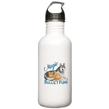 Unique Canine cancer Water Bottle