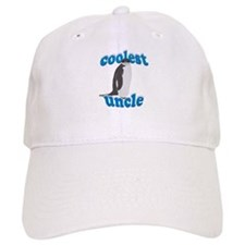 Coolest Uncle Baseball Cap