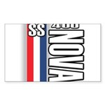 Nova 400 Sticker (Rectangle 50 pk)