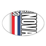 Nova 400 Sticker (Oval 10 pk)