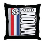 Nova 400 Throw Pillow