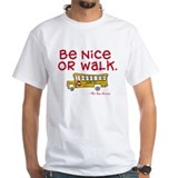 Be nice to bus driver Shirt