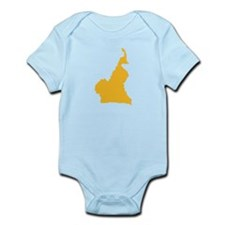 Cameroon Infant Bodysuit