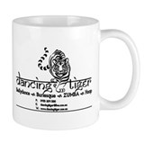 Dancing Tiger Coffee Mug
