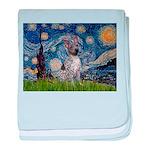 Starry-AmericanHairless T baby blanket