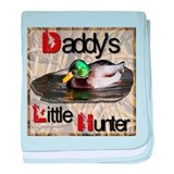 Cute Daddy baby blanket