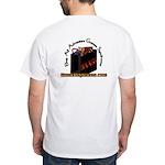 BAAGS White T-Shirt
