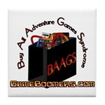 BAAGS Tile Coaster