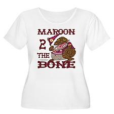 Maroon 2 The Bone T-Shirt