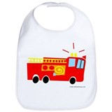 One Fire Truck! Bib