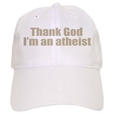 Thank God Baseball Cap