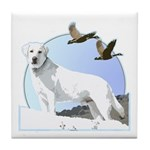 Labradors Tile Coaster