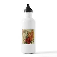 VINTAGE PARIS ROSES Water Bottle