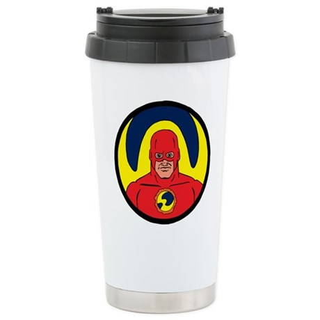 Star Hawk Ceramic Travel Mug