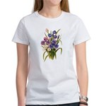 Japanese Irises Women's T-Shirt