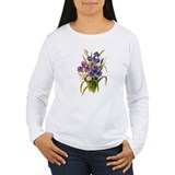 Japanese Irises T-Shirt