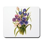 Japanese Irises Mousepad