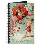 Vintage Valentine Journal
