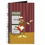 Sock Monkey Stratocaster Guitar Journal