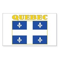 Quebec Flag Decal