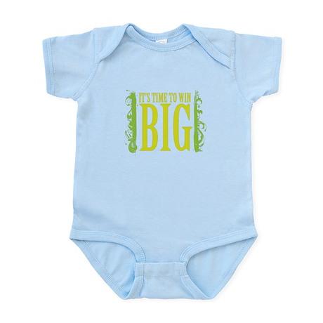 win big Infant Bodysuit