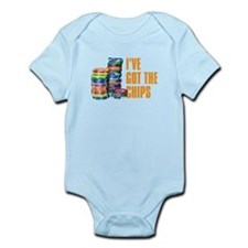 CHIPS Infant Bodysuit