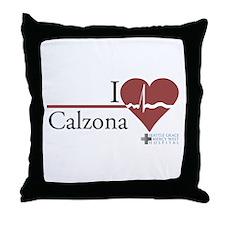 I Heart Calzona - Grey's Anatomy Throw Pillow