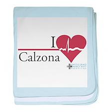 I Heart Calzona - Grey's Anatomy baby blanket