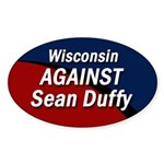 Wisconsin Against Sean Duffy sticker