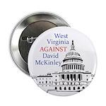 West Virginia Against McKinley button
