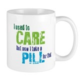 Care Pill Small Mugs