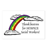 Thank Heaven Hospice Postcards (Package of 8)