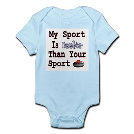 My Sport is Cooler Than Your Infant Creeper