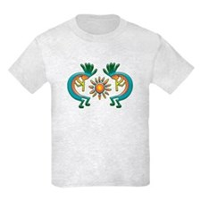 Kokopelli with Sun T-Shirt