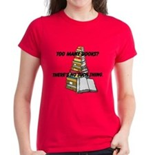 Women's Book Lover T-Shirt