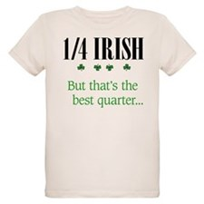 1/4 Irish T-Shirt