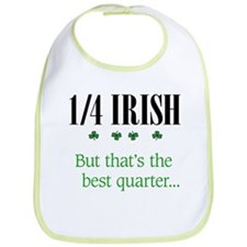 1/4 Irish Bib
