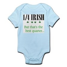 1/4 Irish Infant Bodysuit