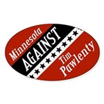 Minnesota Against Tim Pawlenty bumper sticker