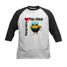 This Chick Loves Scuba Diving Tee