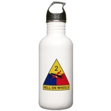 Hell On Wheels Water Bottle