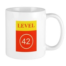 Funny Level Mug