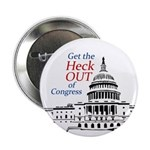 Get the Heck Out of Congress button
