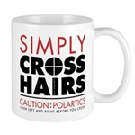 Simply Cross Hairs Mug