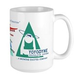 Unique Fighters Mug